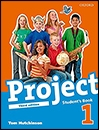 کتاب زبان Project 1 (3rd) SB+WB+CD