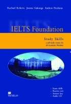 کتاب زبان IELTS Foundation Study Skills A self – Study course for + CD