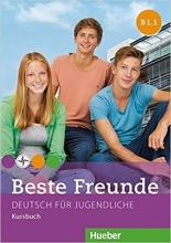 کتاب زبان beste freunde B1.1: kursbuch + arbeitsbuch+ cd