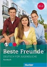 beste freunde B1.2: kursbuch + arbeitsbuch+ cd