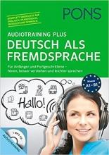 PONS Audiotraining Plus Deutsch als Fremdsprache