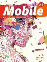 کتاب زبان Mobile 1 niv.A1 + Cahier + DVD