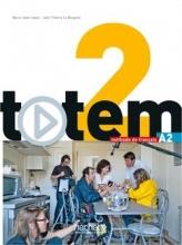 کتاب زبان Totem 2 + Cahier + DVD-Rom