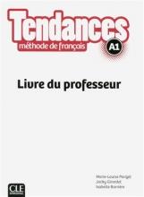 کتاب معلم تندانس فرانسه Tendances - Niveau A1 - Livre du professeur
