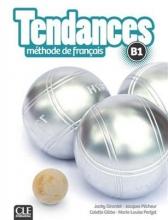 کتاب زبان Tendances - Niveau A2 + DVD