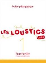 کتاب معلم لس لوستیکز Les Loustics 1 : Guide pedagogique