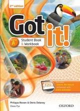 کتاب آموزشی گات ایت Got it! Starter A (2nd)+DVD