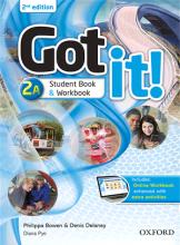 کتاب آموزشی گات ایت Got it! 2A (2nd)+DVD