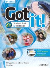 کتاب آموزشی گات ایت  Got it! 2B (2nd)+DVD