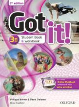 کتاب آموزشی گات ایت Got it! 3B (2nd)+DVD