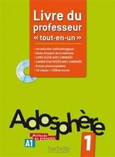 کتاب زبان Adosphere 1 - Livre du professeur
