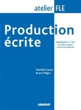 کتاب زبان Production ecrite c1-c2
