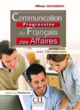 کتاب زبان Communication progressive du français des affaires - intermediaire