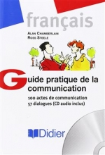 کتاب زبان Guide pratique de la communication français