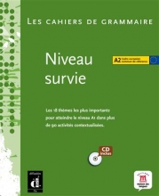 Les cahiers de grammaire, A2 + CD