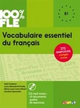 Vocabulaire essentiel du français niv. B1 + CD 100% FLE