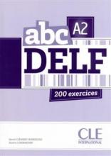 کتاب زبان ABC DELF - Niveau A2 + CD