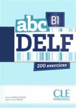 کتاب زبان ABC DELF - Niveau B1 + CD