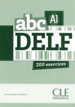 کتاب زبان ABC DELF - Niveua A1 + CD