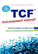 کتاب زبان FLE • TCF • Entrainement intensif • avec fichiers audio