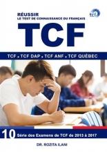کتاب زبان (RÉUSSIR LE TEST DE CONNAISSANCE DU FRANÇAIS (TCF