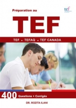 کتاب زبان (Préparation au TEF (Test d'Évaluation de Français