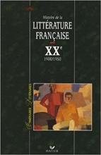 کتاب زبان Itineraires litteraires : Histoire de la litterature française XX 1900-1950