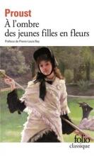 کتاب زبان A l'ombre des jeunes filles en fleurs - A la recherche du temps perdu Tome 2