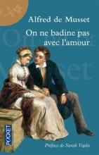 کتاب رمان فرانسوی On ne badine pas avec l'amour