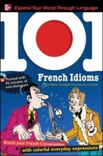 کتاب زبان 101 French Idioms + CD