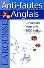 Larousse Anti-fautes d'Anglais