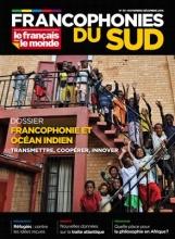 Francophonies du sud - N39 - Novembre - Decembre 2016