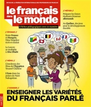 Le Francais dans le monde - N414 - novembre - desembre 2017