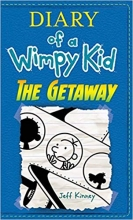 کتاب زبان Diary Of A Wimpy Kid: The Getaway