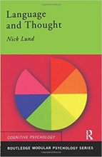 کتاب (Language and Thought (Routledge Modular Psychology