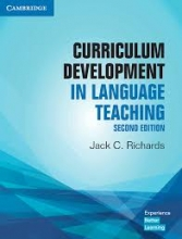 Curriculum Development in Language Teaching 2nd