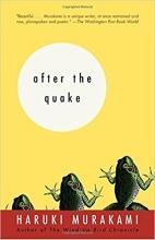 کتاب زبان After the Quake