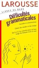 Larousse Difficultés grammaticales رنگی