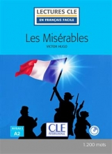 Les miserables - Niveau 2/A2 + CD - 2eme edition