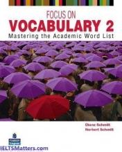کتاب فوکوس آن وکبیولری Focus on Vocabulary 2
