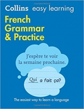 کتاب زبان (French Grammar & Practice (Collins Easy Learning