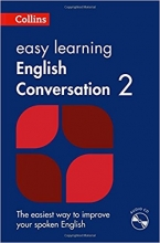کتاب زبان asy Learning English Conversation: Book 2