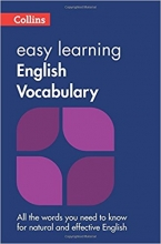Easy Learning English Vocabulary