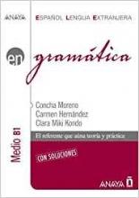 کتاب زبان Gramatica. Nivel medio B1