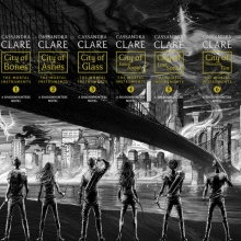 (The Mortal Instruments Book Series (6 Books