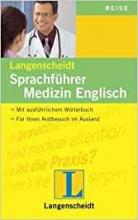 کتاب زبان Langenscheidt Sprachführer Medizin Englisch