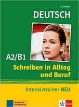 کتاب زبان Schreiben in Alltag und Beruf Intensivtrainer A2/B1 NEU