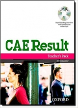 CAE Result: Teacher's Book