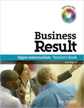 کتاب زبان Business Result Upper-Intermediate: Teacher's Book