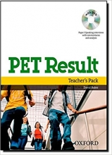 کتاب زبان PET Result:: Teacher's Pack